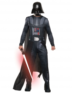 Darth Vader Star Wars™-Kostüm Halloween Karneval schwarz