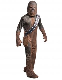 Chewbacca™-Kostüm für Erwachsene braun