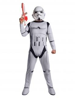 Stormtrooper™ Erwachsenenkostüm weiss-schwarz