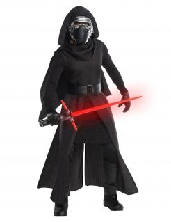 Kylo Ren™-Kostüm Star Wars™ für Erwachsene schwarz-silber