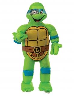 Ninja Turtles™-Kostüm für Erwachsene grün-blau-braun