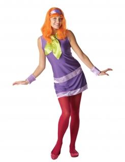Daphne™-Kostüm für Damen Scooby Doo™ violett-grün