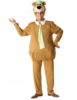 Yogi Bär™-Kostüm Tieerkostüm braun-grün