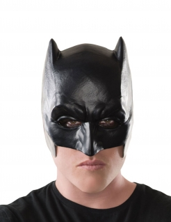 Batman™-Maske für Herren Superhelden-Maske schwarz