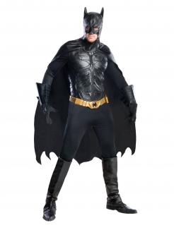 Batman™-Kostüm für Erwachsene schwarz-goldfarben