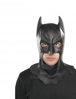 Batman™-Maske The Dark Knight Rises™ Superhelden schwarz
