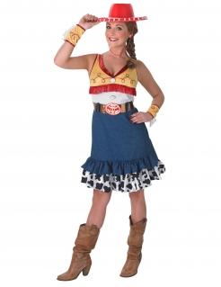 Jessie™-Lizenzkostüm Toy Story für Erwachsene bunt