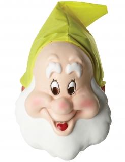 Happy-Maske Schneewittchen™ gelb-weiss