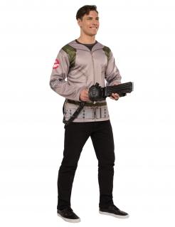 Ghostbusters™Lizenz-T-Shirt mit Waffe für Erwachsene bunt
