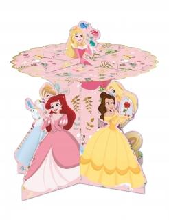 Cupcake-Etagere mit Disney™-Prinzessinnen Partydeko bunt 27x30cm