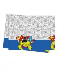 Avengers™ Pop-Comic-Premium-Tischdecke bunt 120 x 180 cm
