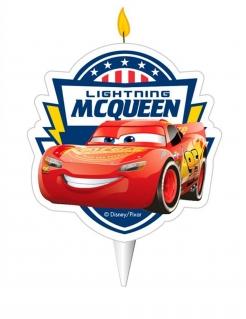 Cars™-Geburtstagskerze Lightning McQueen™ Kuchendeko bunt 7,5cm