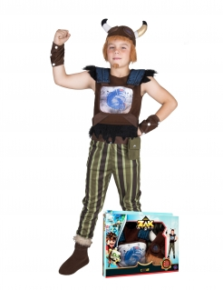 Crogar™ Zak Storm™ Kinderkostüm bunt