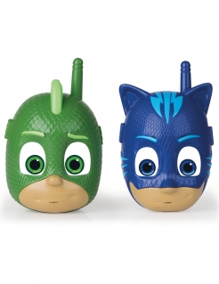 Walkie Talkie PJ Masks™ grün-blau