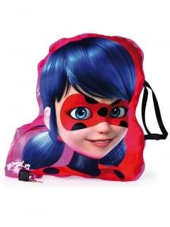 Ladybug™-Kissen Geheimkissen Accessoire rot-blau
