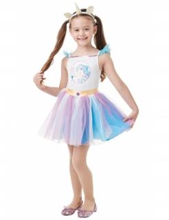 Celestia™ Lizenzkostüm für Mädchen weiss-blau-pink