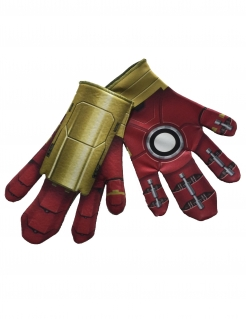 Hulkbuster™-Handschuhe Avengers Infinity War™ rot-gold
