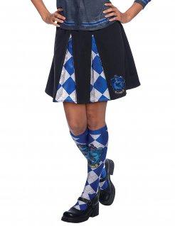 Ravenclaw-Damenrock Harry Potter™ schwarz-blau-weiss
