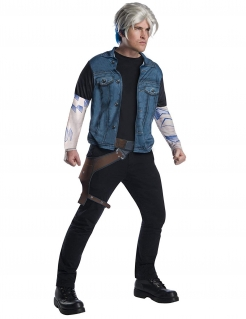 Parzival™-Kostüm für Herren Ready Player One™ schwarz-blau