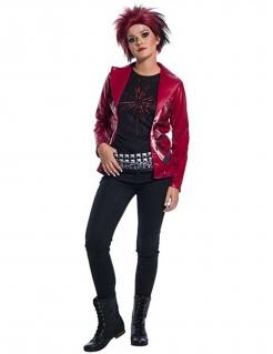 Artemis-Kostüm Ready Player One™ Faschingskostüm schwarz-rot