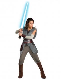 Rey™-Kostüm für Damen Star Wars™-Kostüm grau-braun