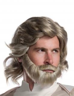 Luke Skywalker™-Bart The Last Jedi™ für Erwachsene grau
