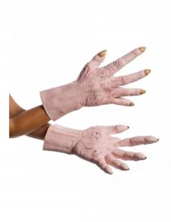 Oberster Anführer Snoke-Handschuhe Star Wars Die letzten Jedi™ Accessoire hautfarben
