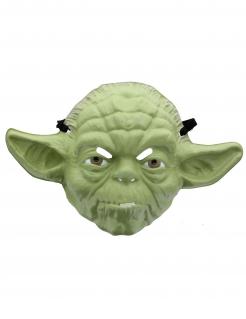 Yoda™-Maske Star Wars™ Maske grün