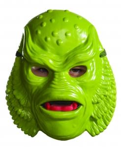 Der Schrecken vom Amazonas™ Maske Monster-Maske grün