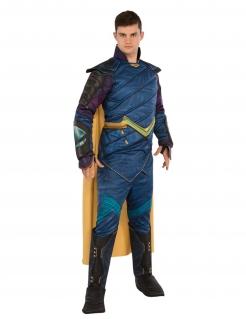 Loki™-Kostüm für Herren Thor Ragnarök™ blau-schwarz-gelb