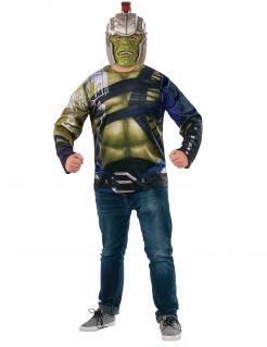 Mächtiges Hulk-Kostüm für Erwachsene aus Thor Ragnarok™ bunt