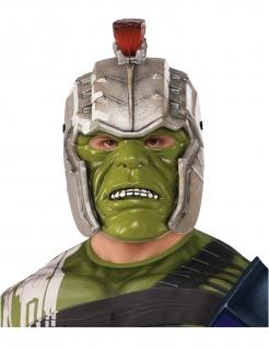 Hulk™-Maske Kriegermaske Marvel™ grün-silber