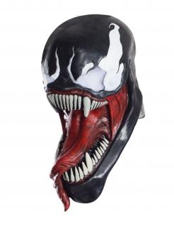 Venom™-Maske Marvel™-Maske schwarz