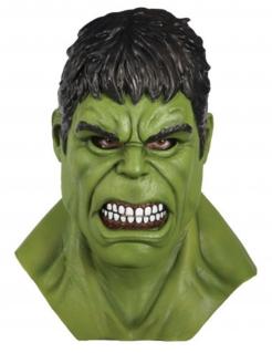 Hulk™-Maske für Erwachsene bunt