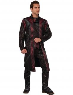 Hawkeye™-Kostüm Marvel-Lizenzkostüm rot-schwarz
