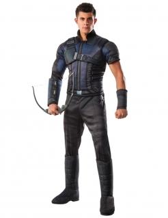 Hawkeye™-Kostüm für Herren Captain America Civil War™ blau-schwarz