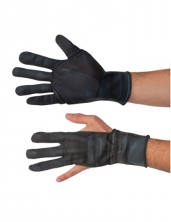 Hawkeye™-Handschuhe Captain America Civil War™ Accessoire schwarz