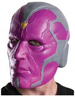 Vision™-Maske Captain America Civil War™ violett-grau