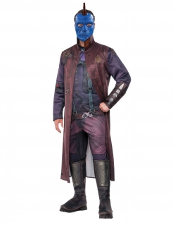 Yondu™-Deluxekostüm Guardians of the Galaxy Vol. 2™ braun-violett-blau