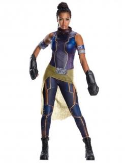 Prinzessin Shuri™ Damenkostüm blau-schwarz-gold