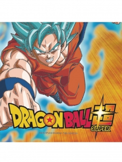 Dragon Ball Super™ Servietten 20 Stück bunt 33 x 33 cm
