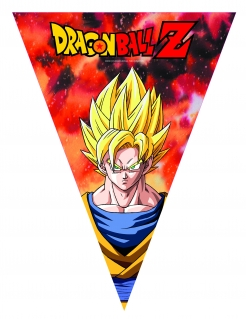 Wimpelgirlande Gogeta Dragon Ball Z™ Dekoration 360cm