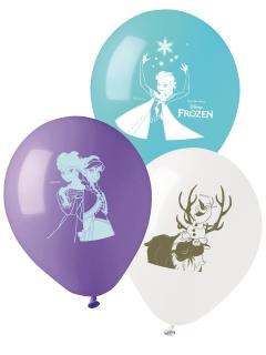 Frozen™-Luftballons Die Eiskönigin™ 10 Stück bunt 28cm