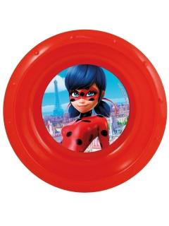 Ladybug™-Suppenteller Tischdeko bunt 16,5 cm