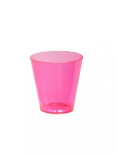 Schnapsgläser-Set 60 Stück rosa 59 ml