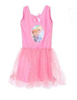 Frozen™-Kleid für Kleinkinder Faschingskostüm Mädchen rosa