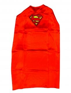 Superman™-Cape für Kinder Accessoire rot-gelb