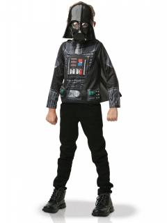 Darth Vader™-Kostüm für Kinder 3-teilig bunt