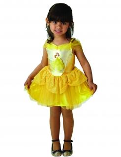 Belle™-Kostüm für Mädchen Ballerinakleid gelb