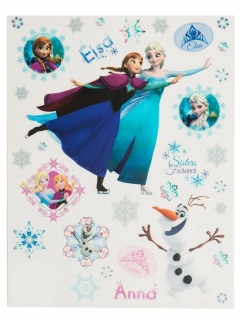 Eiskönigin™-Fenstersticker Disney™ bunt 30x20cm
